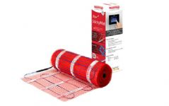 Warmup SPFM Underfloor StickyMat Heating Kit for Tiled Floors Including Thermostat